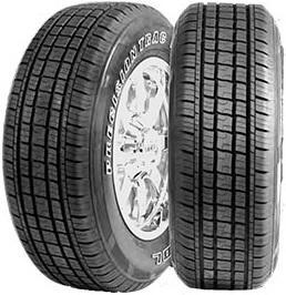 Precision Trac III Tires