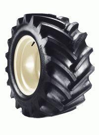 Flo-Trac Lug Tires